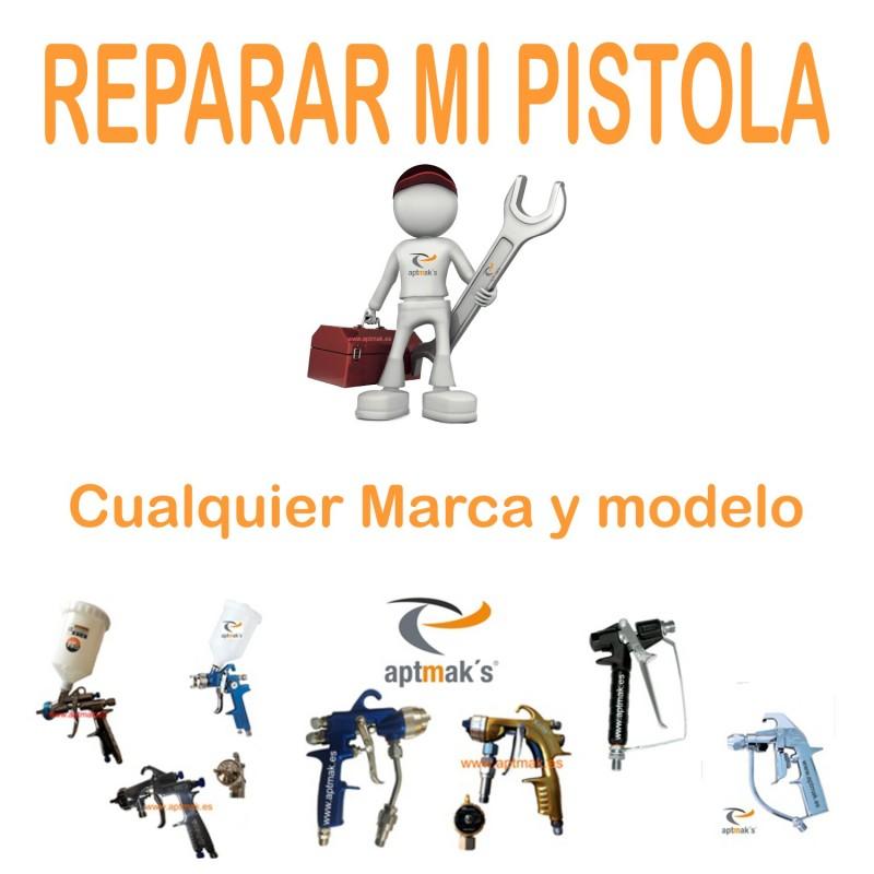 SOLICITAR REPARACION DE PISTOLA